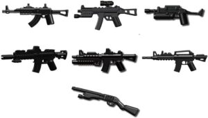 Weapons Quotes